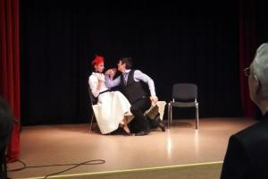 Teateroptræden til Dansk-Russisk Forenings 90 års fødselsdag