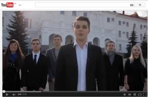 Konflikten i Østukraine har for længst spredt sig til Youtube.