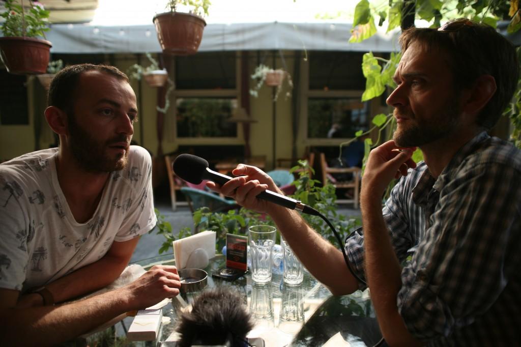 - De uberørte steder og det autentiske køkken, lyder svaret, da vi spørger Gia Abuladze, hvad man bør se og smage i Georgien. Foto: Anders Skærlund Petersen.