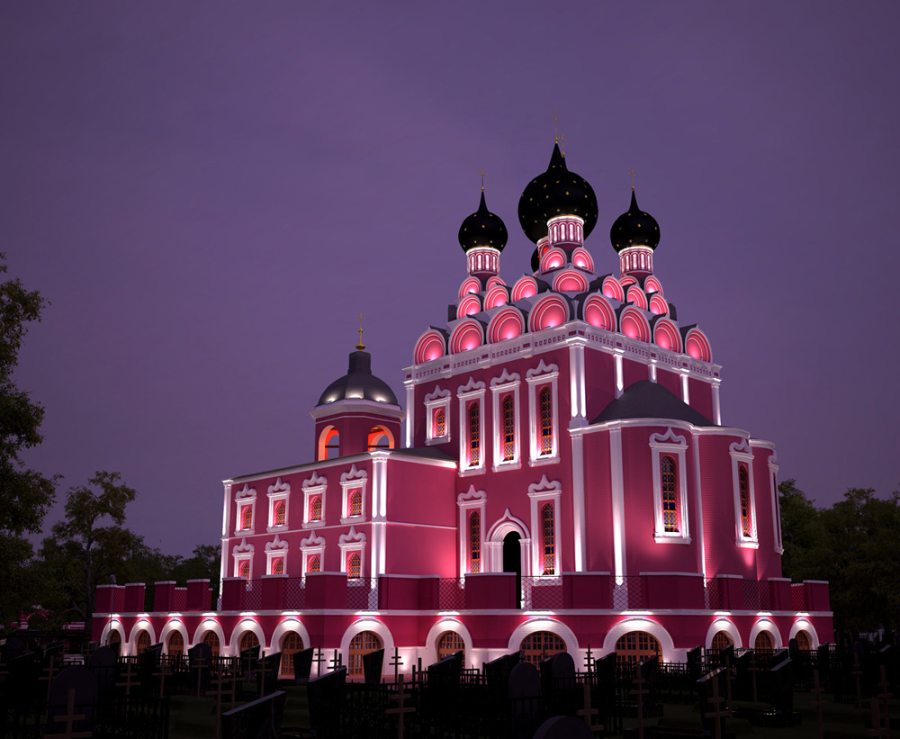 Magtfuld, mystisk. Og meget korrupt. En række korruptionssager sætter den russisk ortodokse kirke i et dårligt lys.