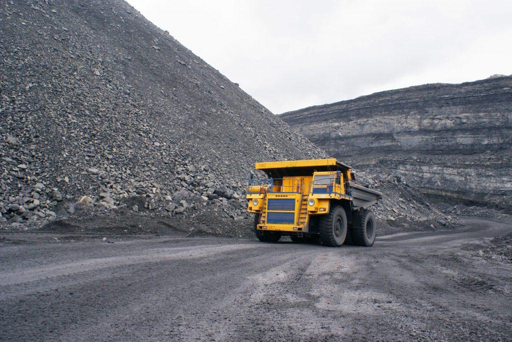 Kulproduktionen i Rusland stiger. Foto: pxhere.com